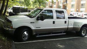 2003 f-350 lariat 7.3 super dully turbo diesel