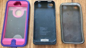 3 Iphone 5 cases, price is for all