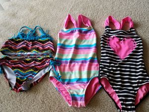 Bathing Suit Size 6x bundle