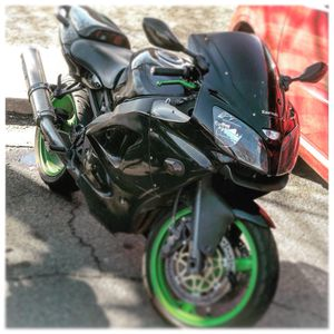 98 ZX6R Clean Title $1700