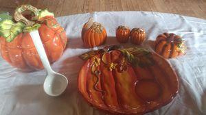 Fall / Thanksgiving service set