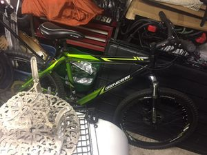 Hd 2600 genesis mountain bike