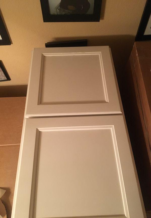 White Double Door Cabinet Furniture In Phoenix Az Offerup