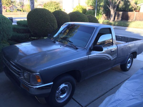 Offerup Las Vegas >> Toyota Pickup Smogged Cars Trucks In Mountain View Ca Offerup