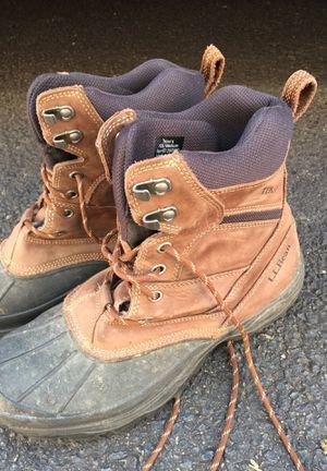 L.L.Bean Boots SZ 10.5