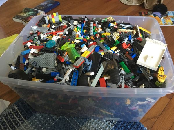 Big bin full of LEGO (Games & Toys) in Baltimore, MD