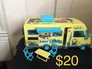 SpongeBob Squarepants camper toy