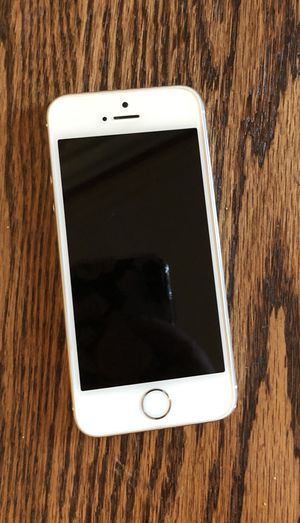 Space Grey iPhone 5s 64GB (Like New Condition)