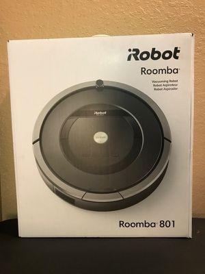 iRobot roomba 801 vacuum cleaner