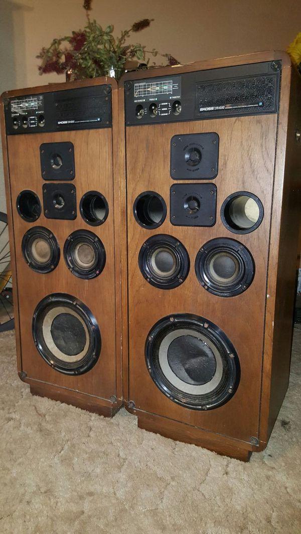 KOSS CM/1030 VINTAGE SPEAKERS (Electronics) in Modesto, CA