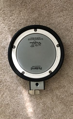 Roland pdx-6 drum pad with clamp