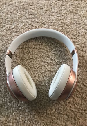 Beats Solo 2 wireless and cord