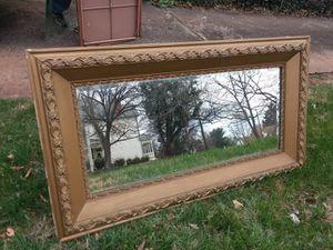 1912 Antique Mirror