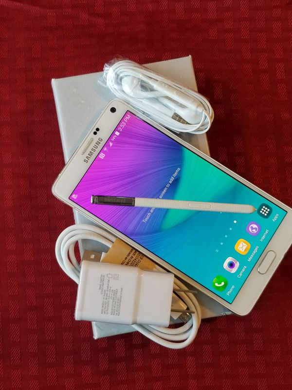 Samsung Galaxy Note 4,  Factory Unlocked