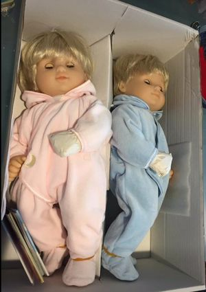 American Girl Doll Bitty Baby Twins - vintage 2003