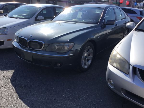 2006 BMW 750i (Cars & Trucks) in Allentown, PA - OfferUp