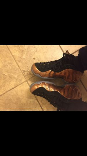Copper foams 8 1/2 $180 with box
