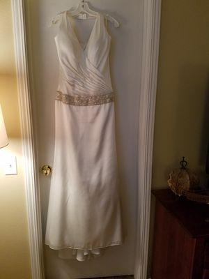 Stunning wedding dress! Sz 12