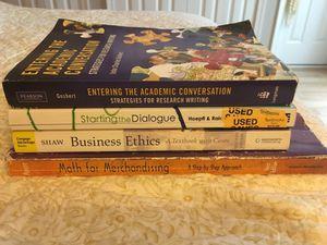 ODU Books for Classes