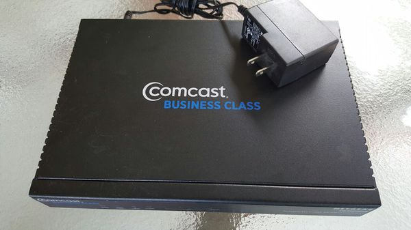 Comcast Business Class Netgear Cg3000dcr Advanced Cable