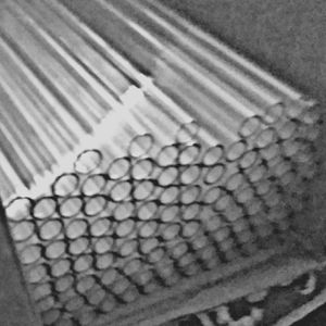 Pyrex glass tubing
