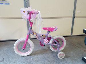 Huffy Disney Princess 12 inch bike