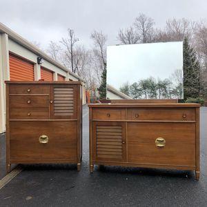 MCM Dressers