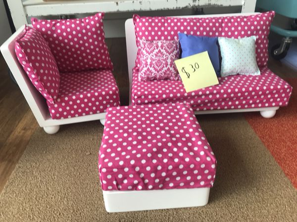 """Sectional Couch for 8"""" Dolls (Furniture) in Seattle, WA"""