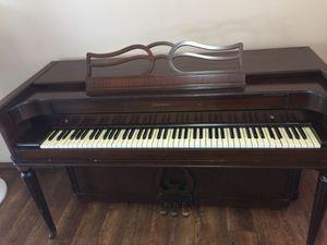 Baldwin's Aerosonic piano