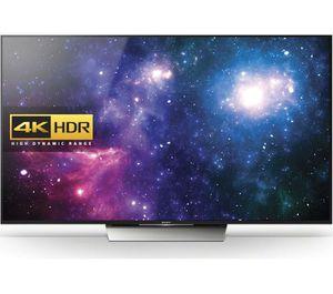 Sony Ultra HD 55'