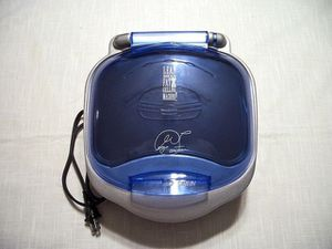 Grilling Machine/Bun Warmer