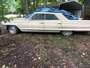 1962 Cadillac 4 dr SDN DeVill