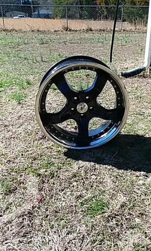 """20"""" wheels with tires 225/35/20"""