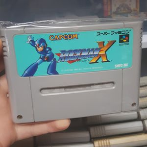 Rockman X (Megaman) for Super Famicom