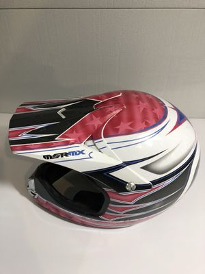 """2 """"His & Hers"""" Motorcycle Helmets, Goggles and Gloves - High Quality and Stylish"""