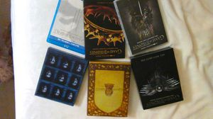 games of Thrones all seasons.