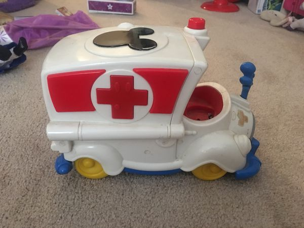 Minnie Mouse Ambulance Games Toys in Los Angeles CA OfferUp