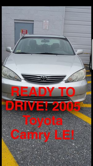 2005 Toyota Camry LE 4Cyl **Inspected!**