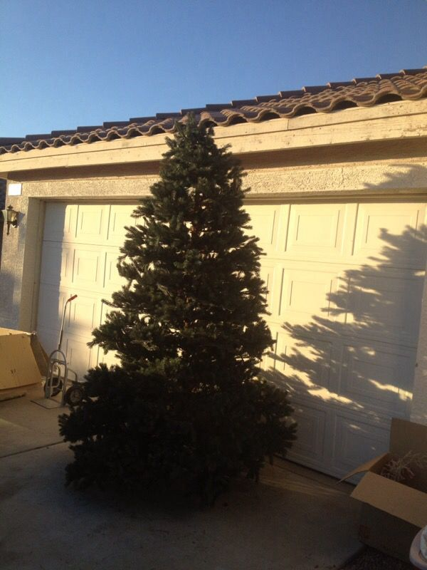 9 Ft Paddock Pools Christmas Tree (Household) in Mesa, AZ - OfferUp