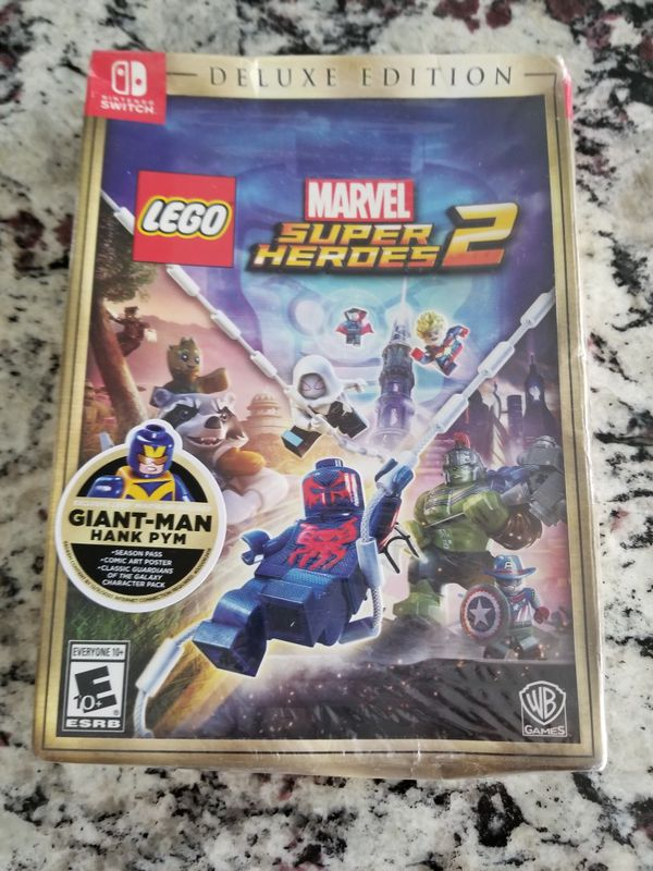 New in Box Nintendo Switch Lego Marvel Superheroes 2 (Video Games ...