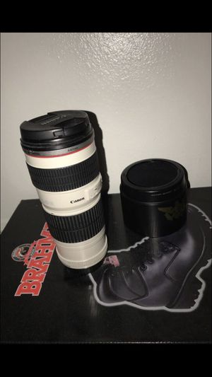 70mm - 200mm Canon Luxury Series Lens F4.0