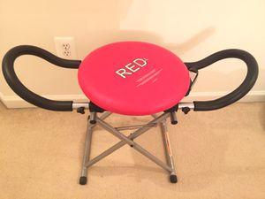 Red XL Abdominal Exerciser