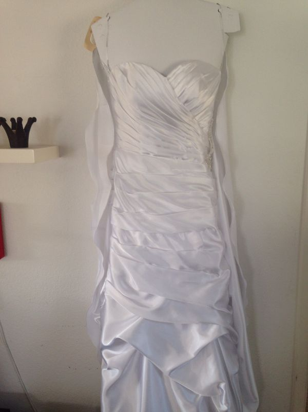 Ivory wedding gown/dress (Clothing & Shoes) in Los Angeles, CA ...