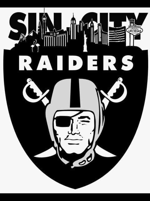 Offerup Las Vegas >> Sin City Las Vegas Raiders shield flag Oakland (Sports ...