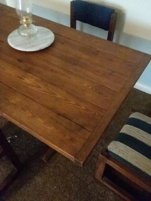Antique Barn Wood Table