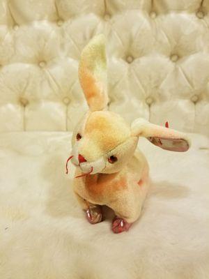 Zodiac rabbit beanie baby