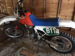XR250R HONDA