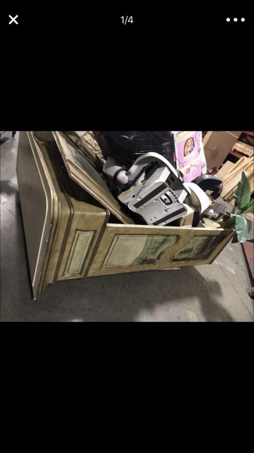 FREE FREE wall unit tires mattress etc (Furniture) in Miami, FL ...