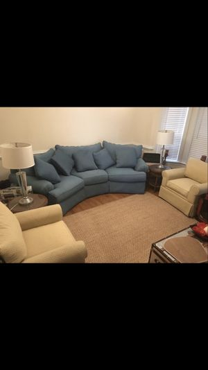 Living Room Set This Weekend Only