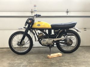 1969 Suzuki trail cat 120